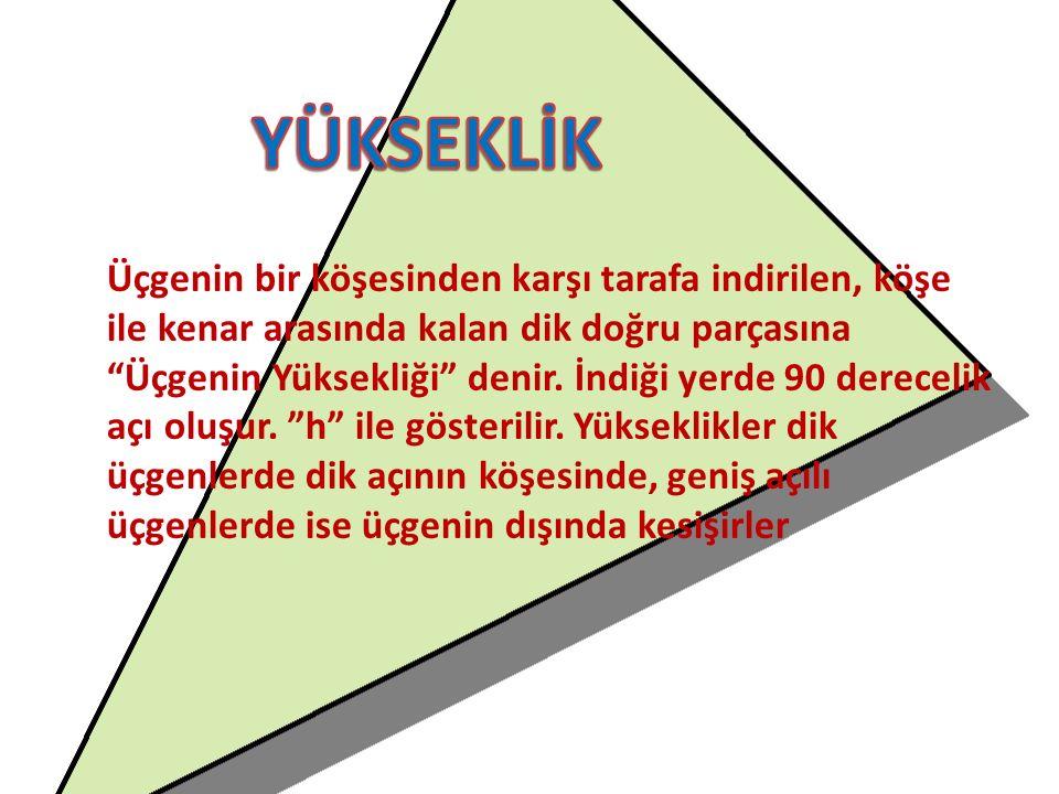 YÜKSEKLİK