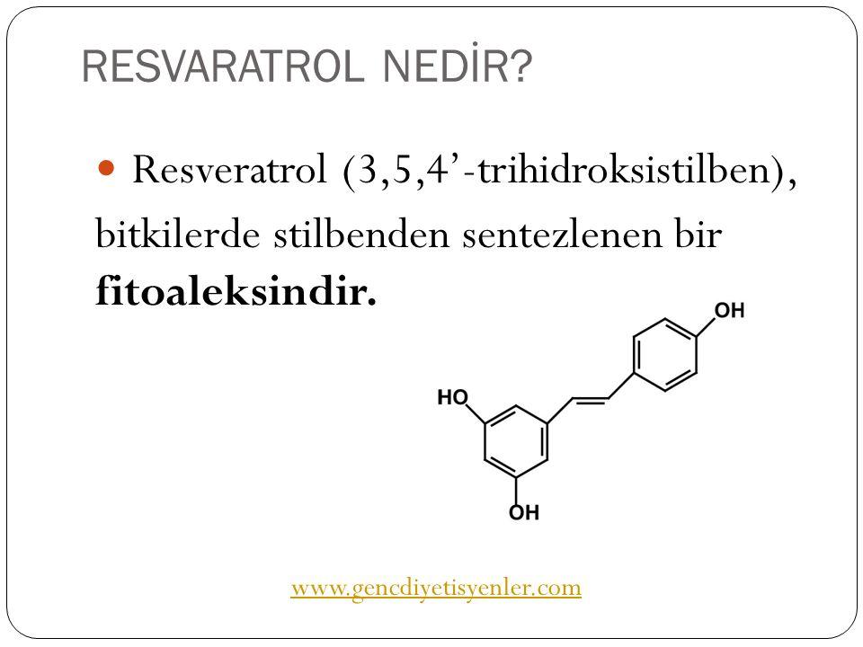 Resveratrol (3,5,4'-trihidroksistilben),