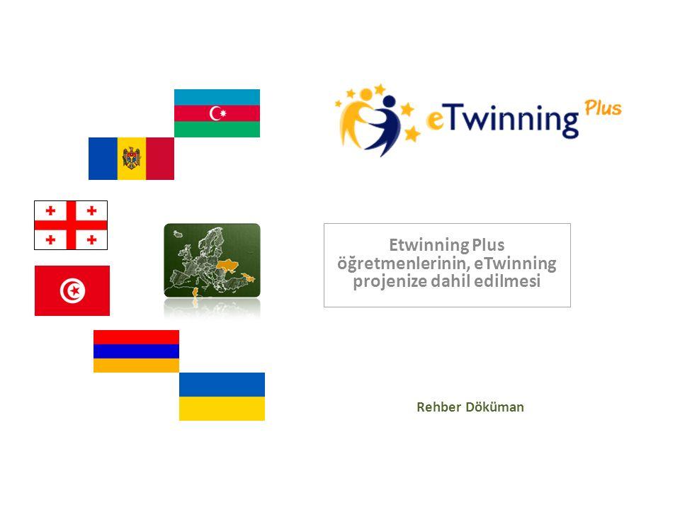 Etwinning Plus öğretmenlerinin, eTwinning projenize dahil edilmesi