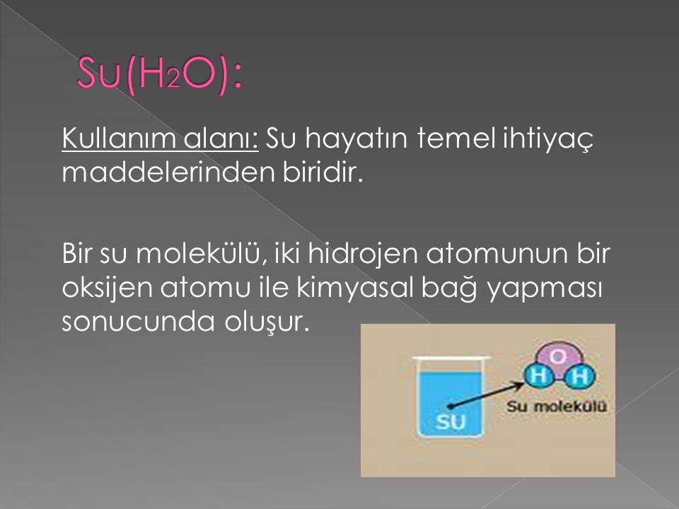 Su(H2O):