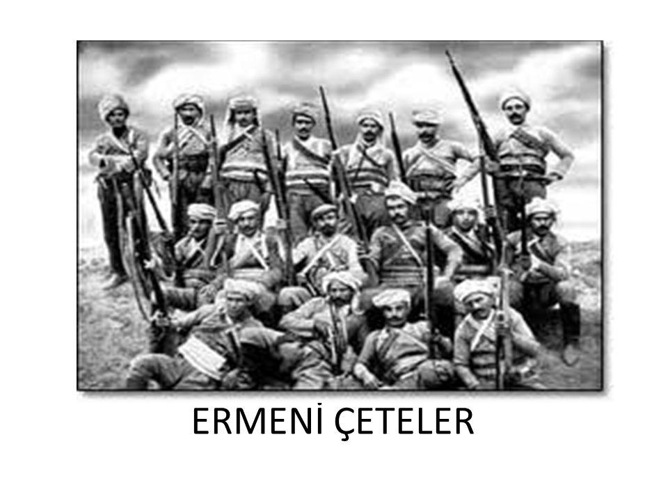 ERMENİ ÇETELER