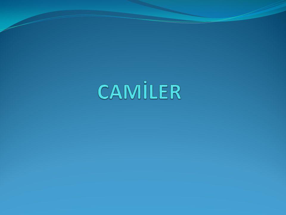 CAMİLER