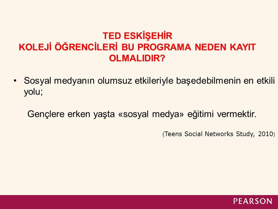 TED ESKİŞEHİR KOLEJİ ÖĞRENCİLERİ BU