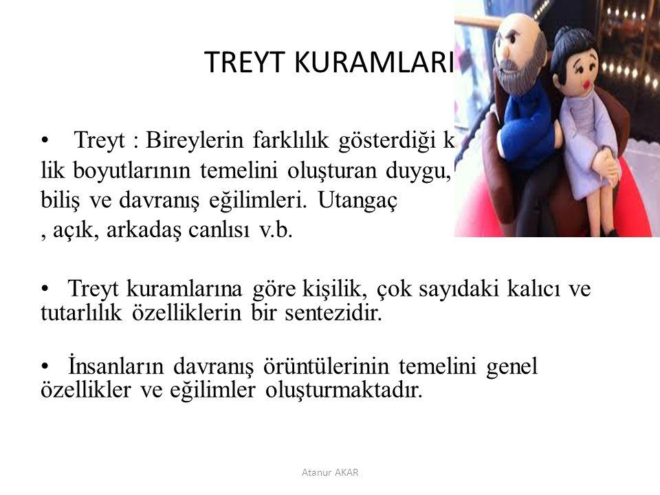 TREYT KURAMLARI