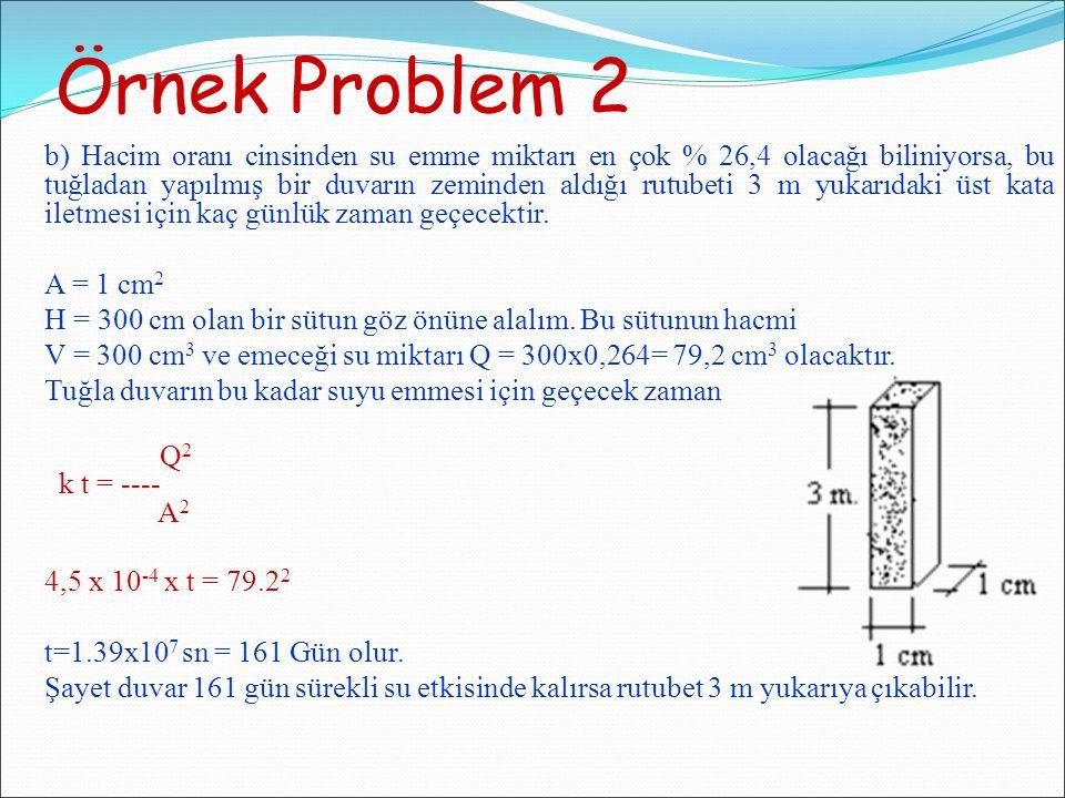 Örnek Problem 2