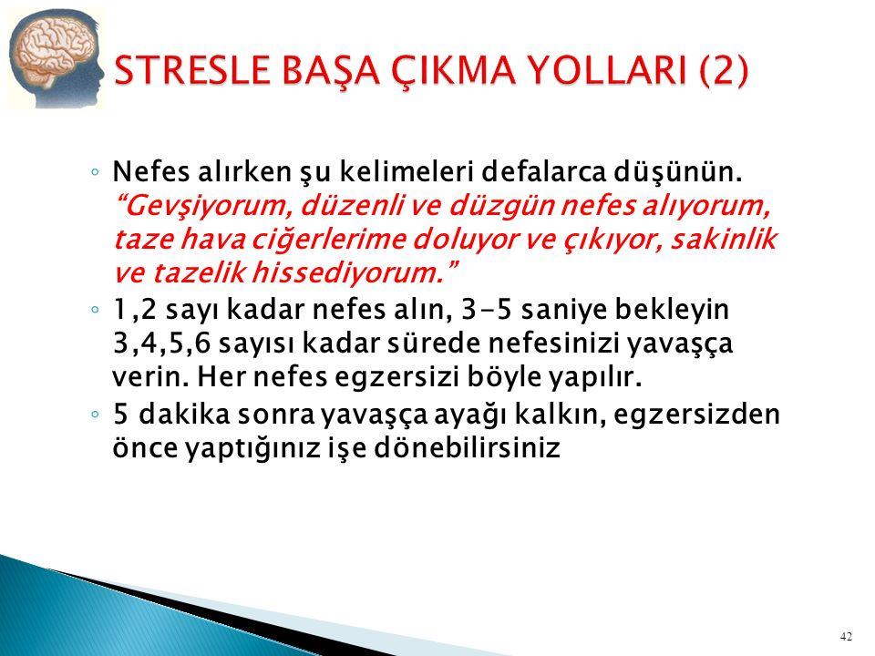 STRESLE BAŞA ÇIKMA YOLLARI (2)