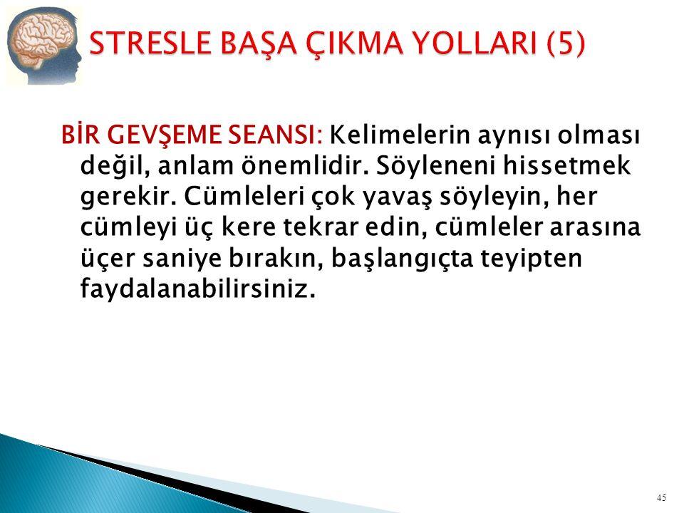 STRESLE BAŞA ÇIKMA YOLLARI (5)