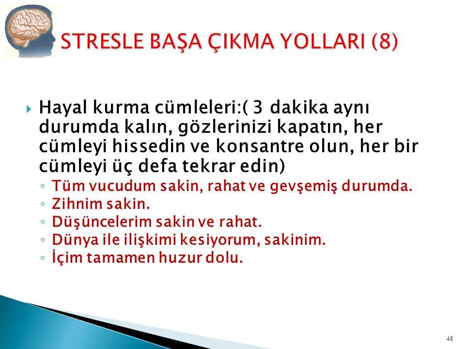 STRESLE BAŞA ÇIKMA YOLLARI (8)
