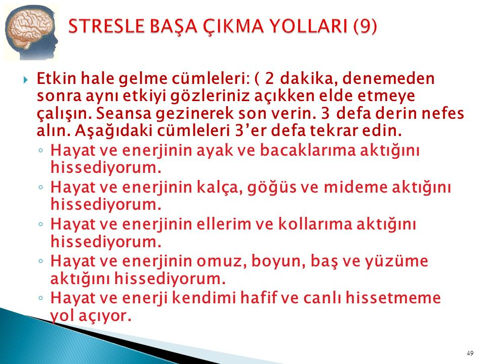 STRESLE BAŞA ÇIKMA YOLLARI (9)