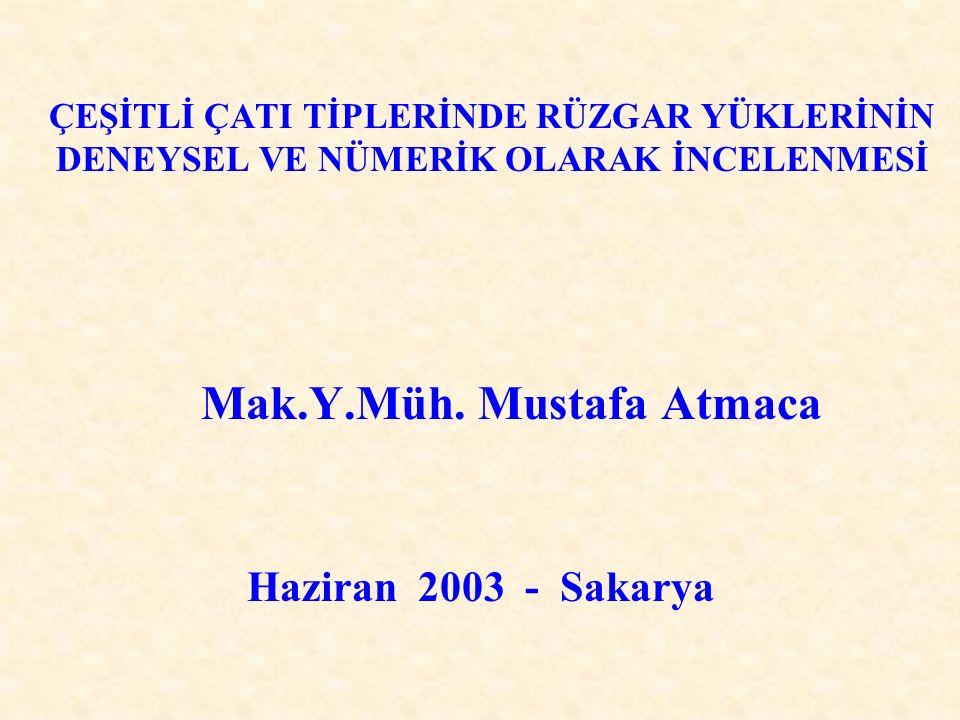 Mak.Y.Müh. Mustafa Atmaca