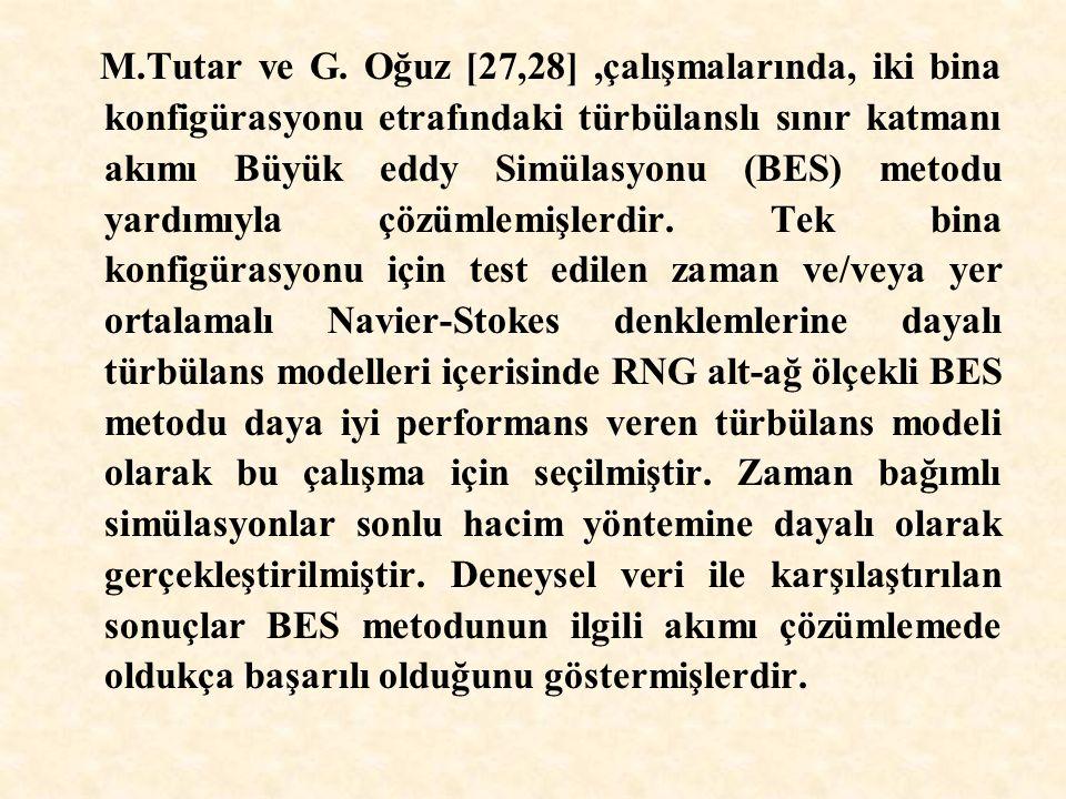 M.Tutar ve G.