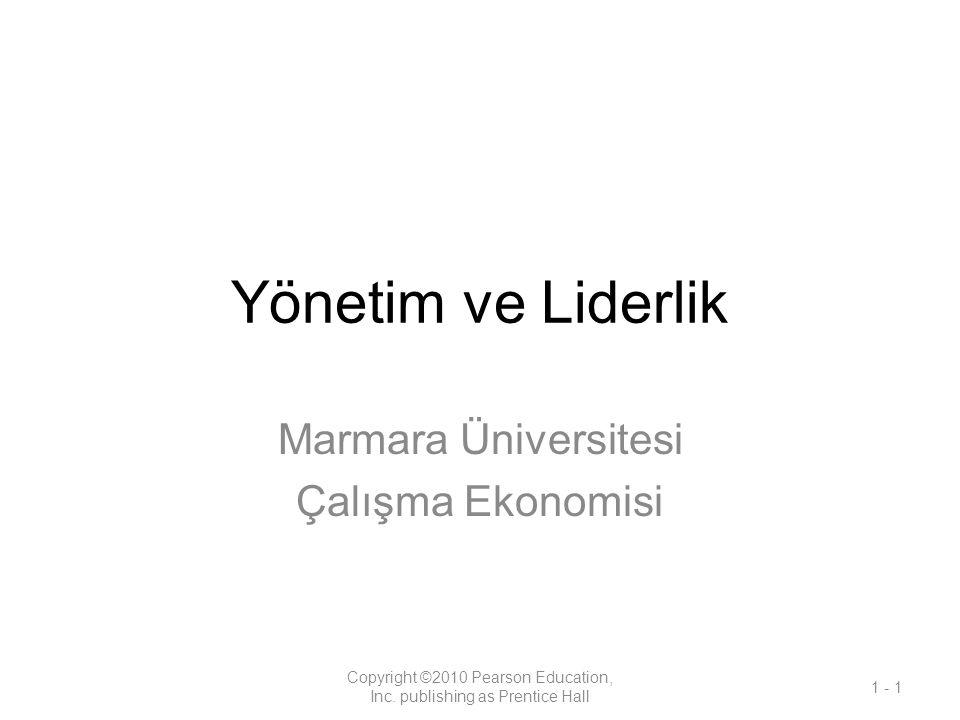 Marmara Üniversitesi Çalışma Ekonomisi