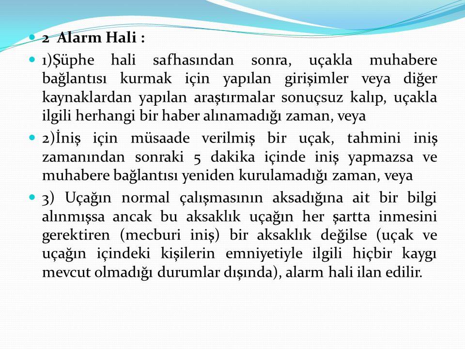 2 Alarm Hali :