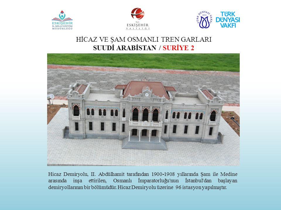 SUUDİ ARABİSTAN / SURİYE 2