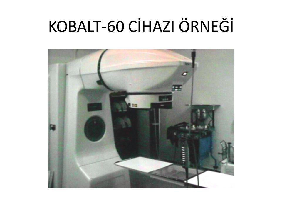 KOBALT-60 CİHAZI ÖRNEĞİ