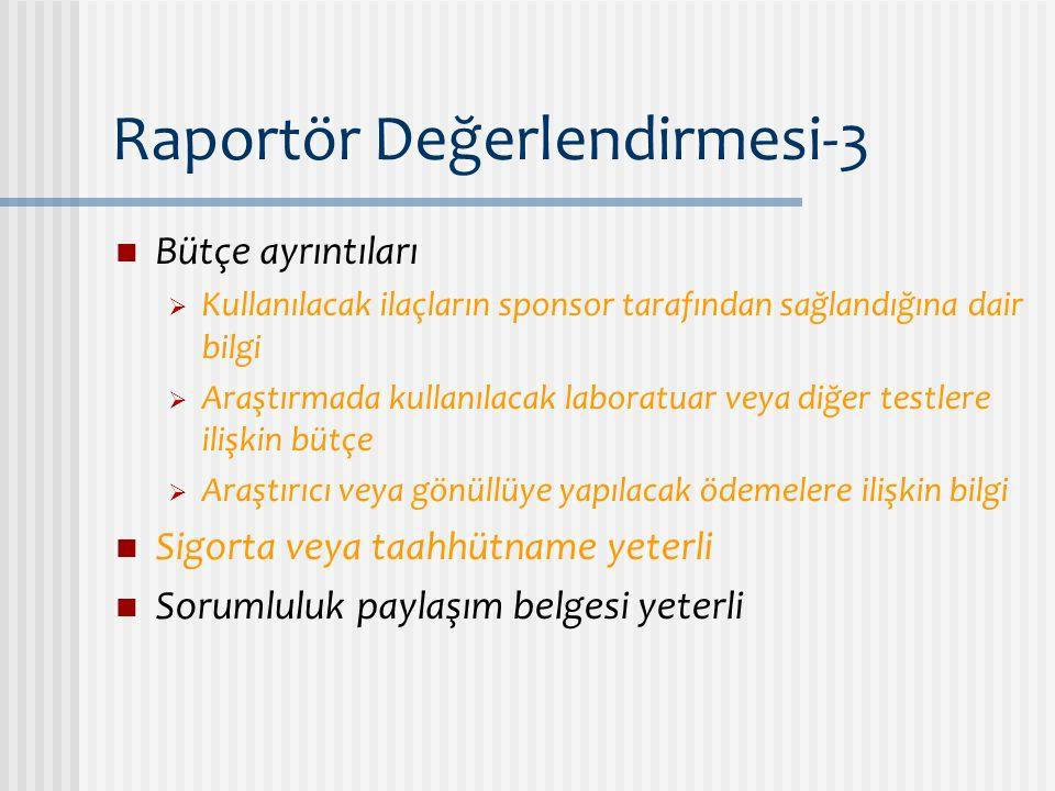 Raportör Değerlendirmesi-3