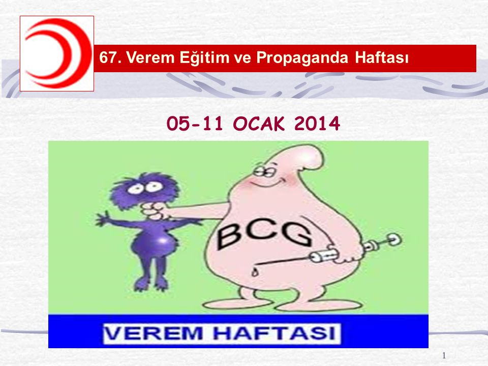 67. Verem Eğitim ve Propaganda Haftası