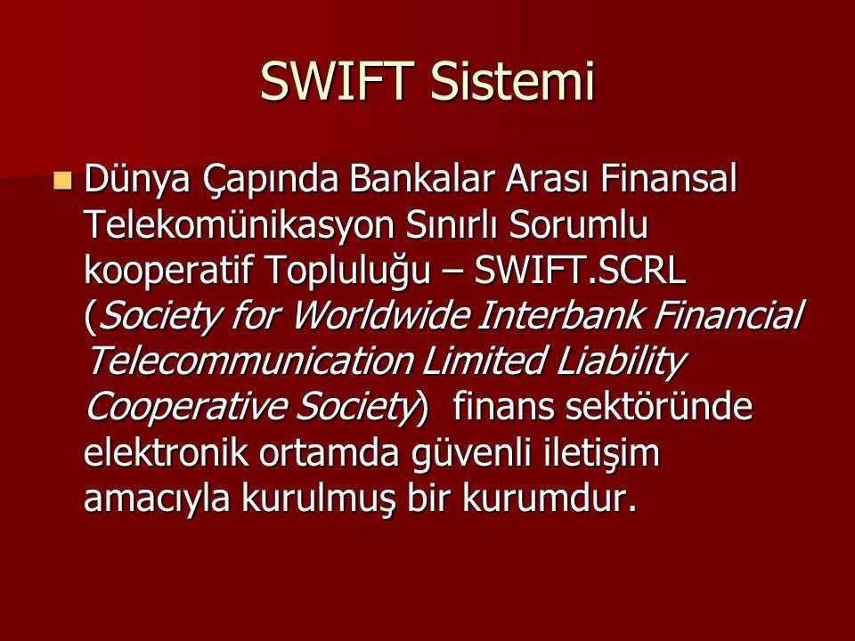 SWIFT Sistemi