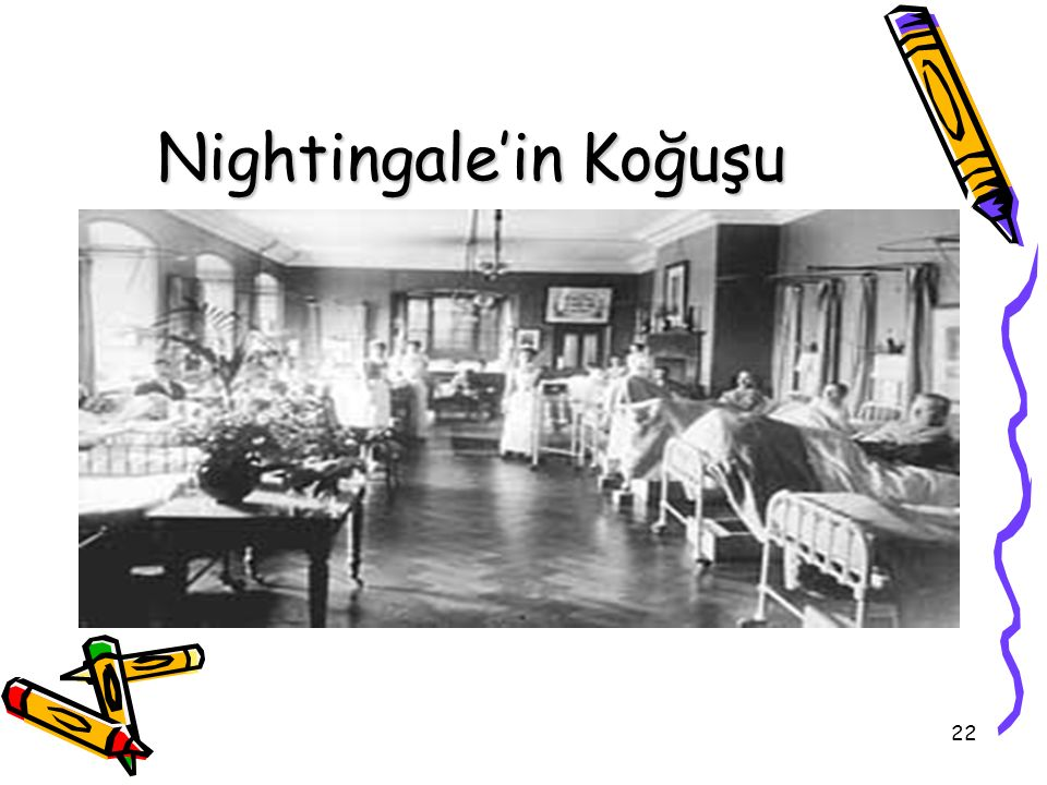 Nightingale'in Koğuşu