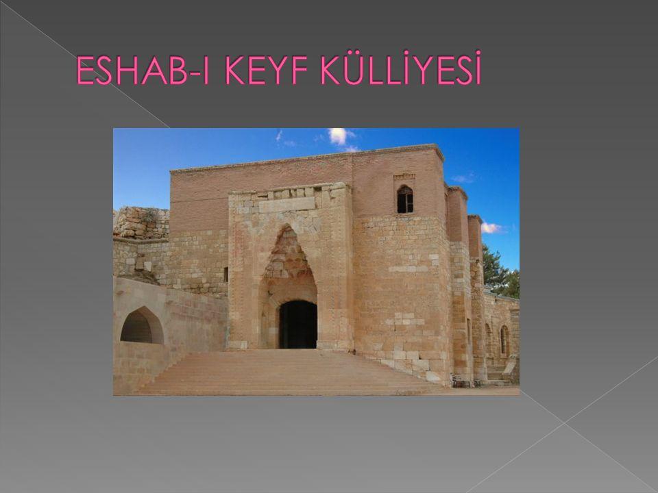 ESHAB-I KEYF KÜLLİYESİ