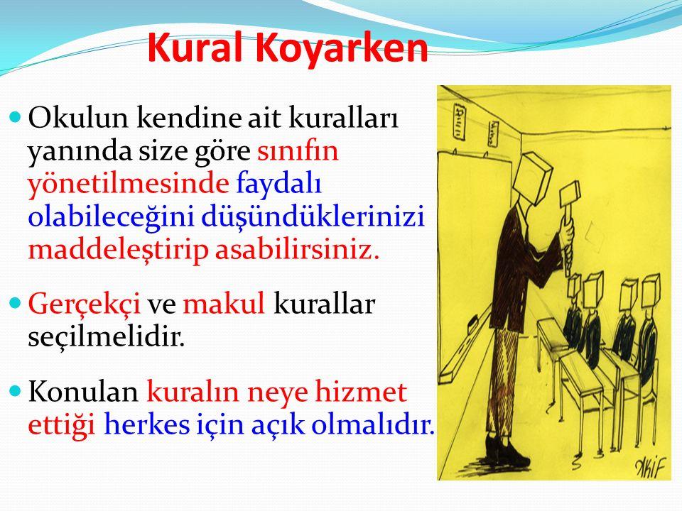 Kural Koyarken
