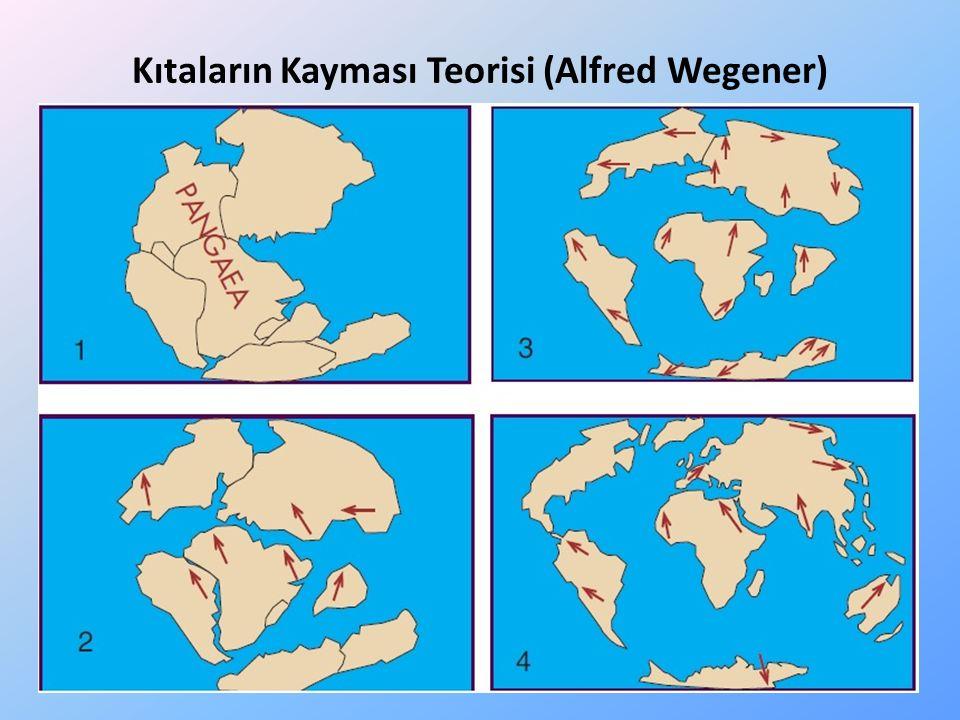 Kıtaların Kayması Teorisi (Alfred Wegener)