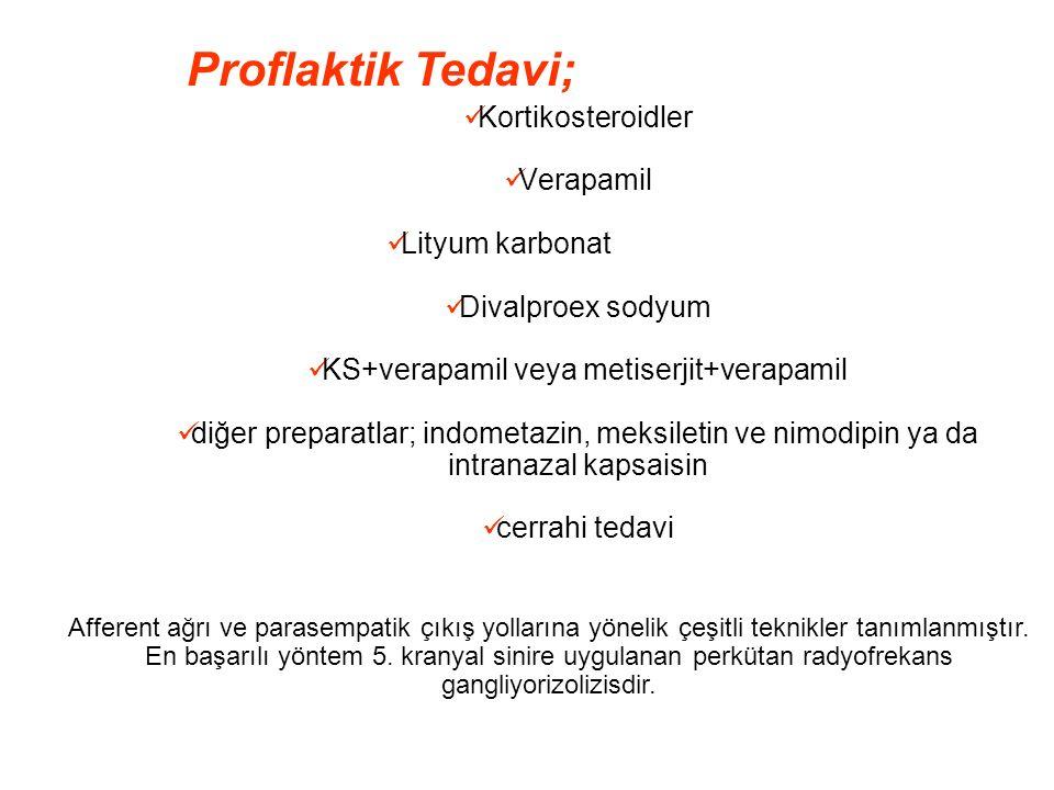KS+verapamil veya metiserjit+verapamil