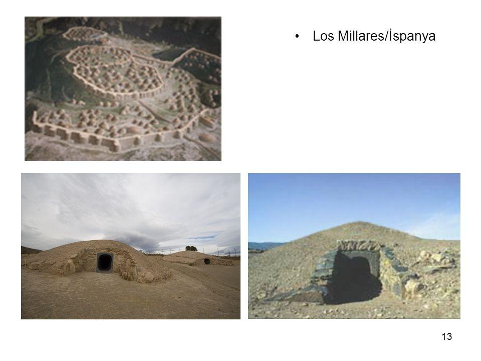 Los Millares/İspanya