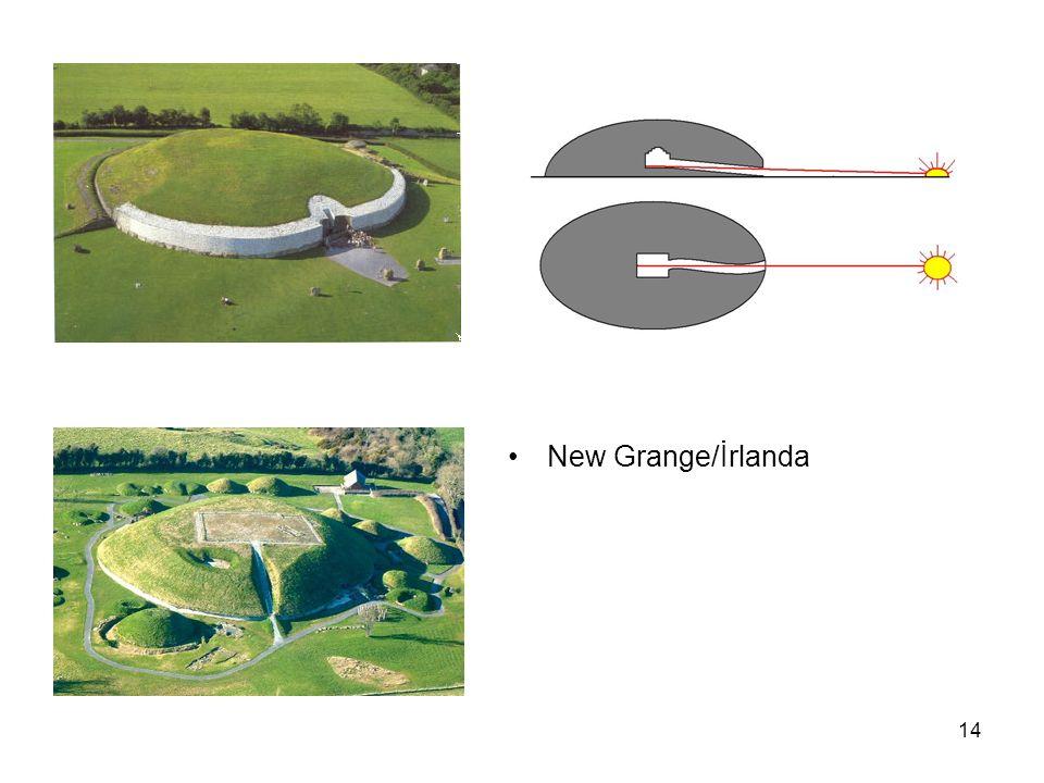 New Grange/İrlanda