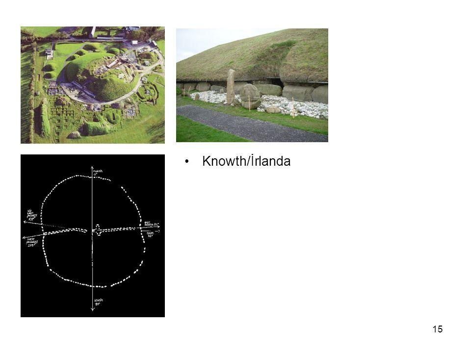 Knowth/İrlanda