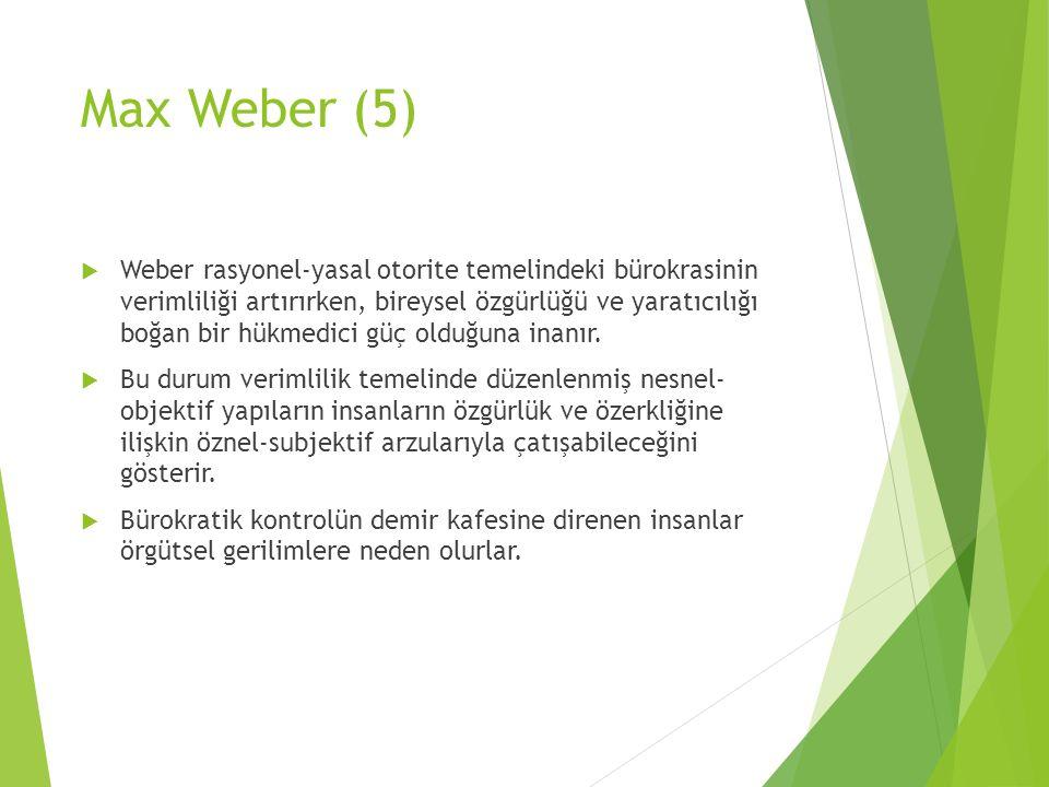 Max Weber (5)