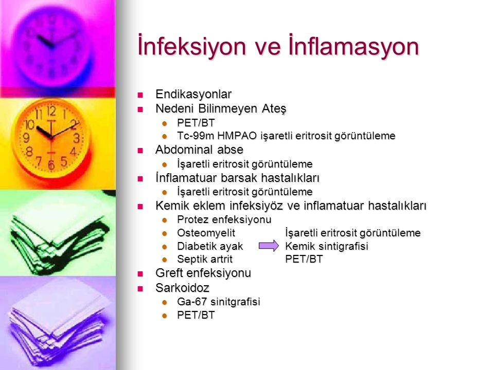 İnfeksiyon ve İnflamasyon