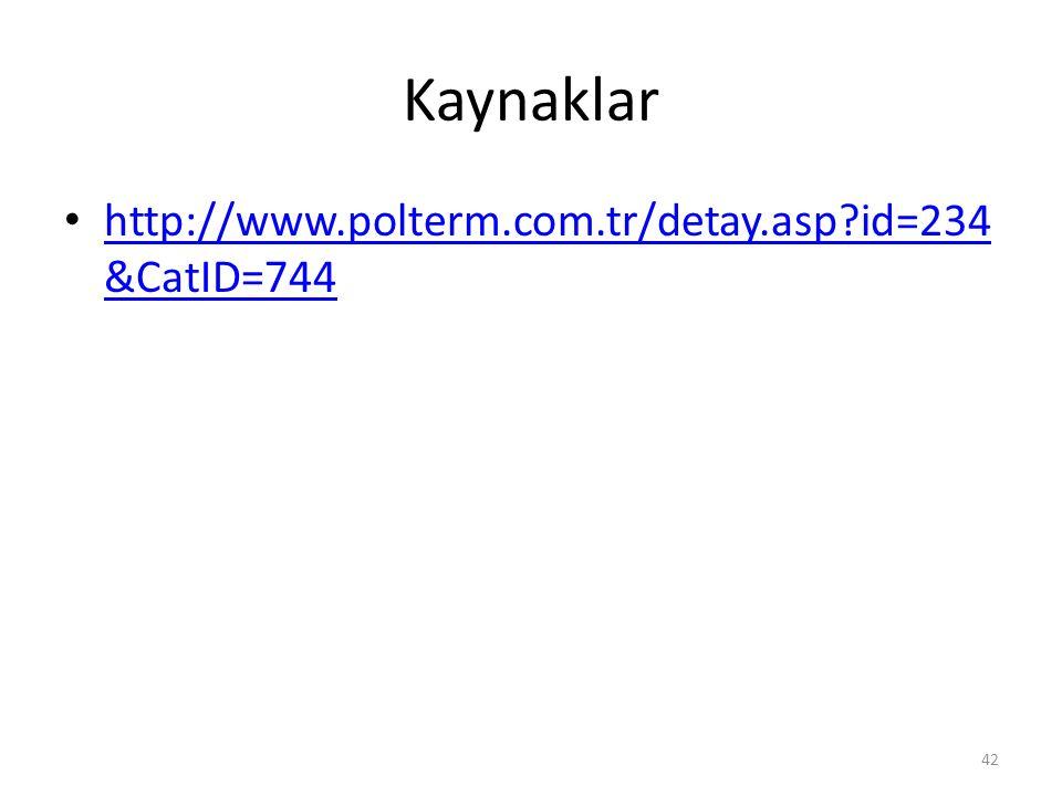 Kaynaklar http://www.polterm.com.tr/detay.asp id=234&CatID=744
