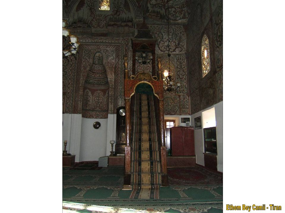 Ethem Bey Camii - Tiran