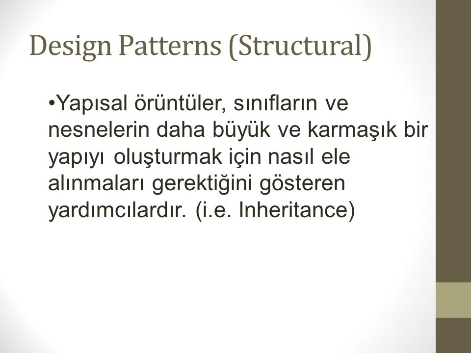 Design Patterns (Structural)