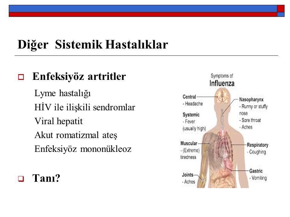 Diğer Sistemik Hastalıklar