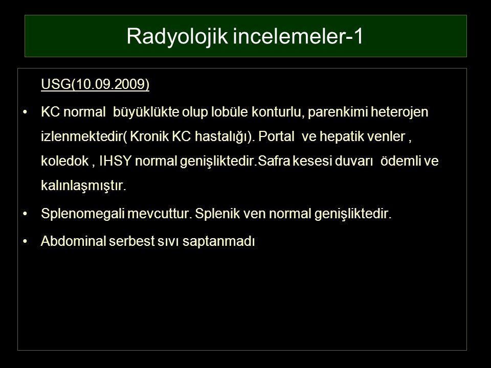 Radyolojik incelemeler-1