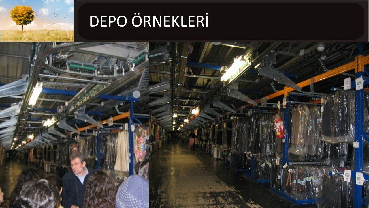 DEPO ÖRNEKLERİ