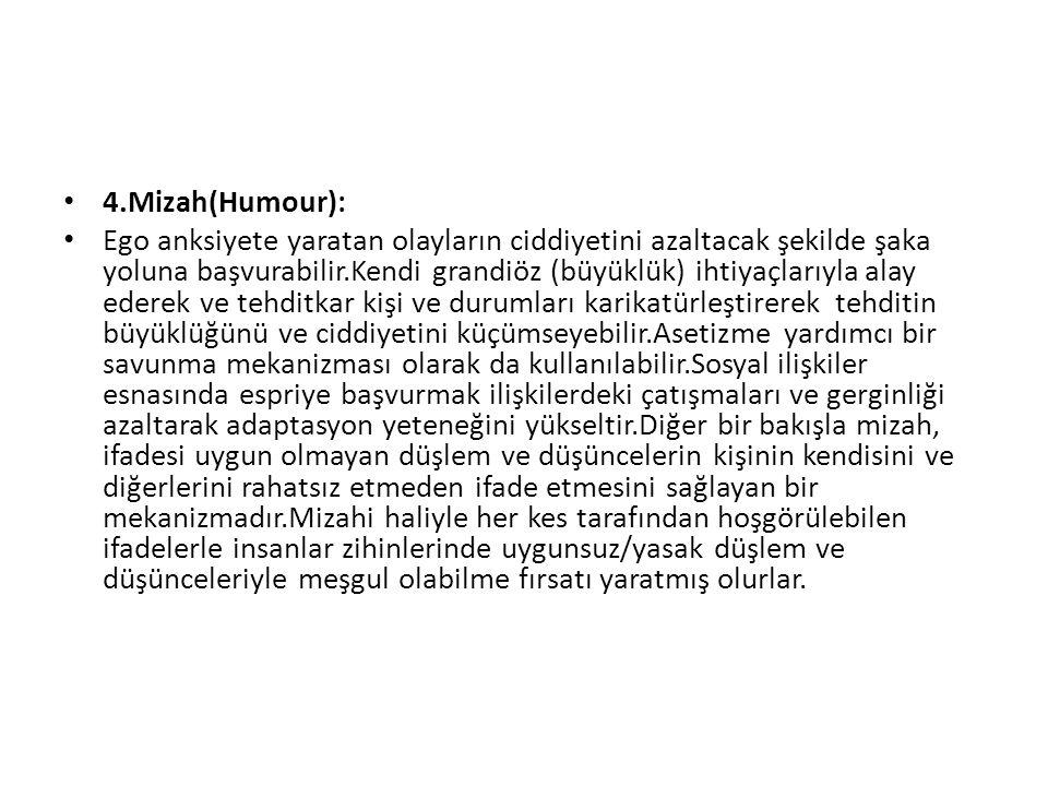 4.Mizah(Humour):