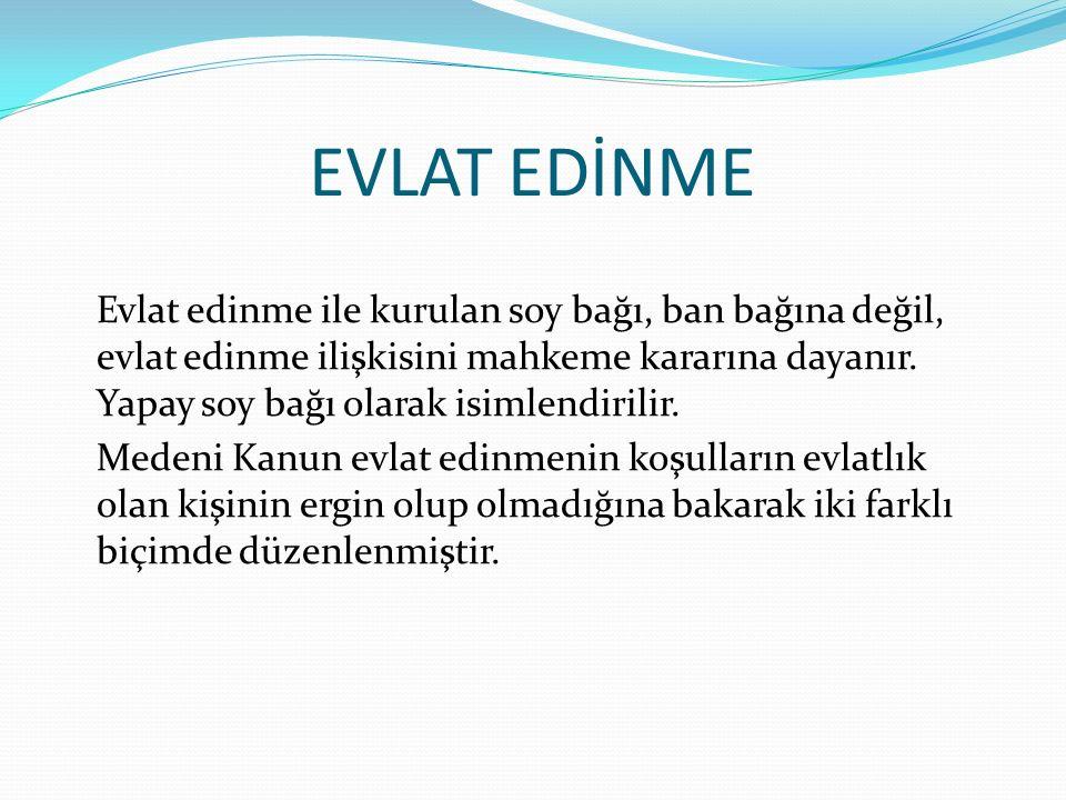 EVLAT EDİNME