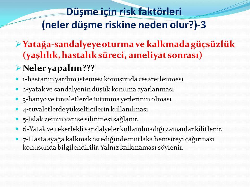 Düşme için risk faktörleri (neler düşme riskine neden olur )-3