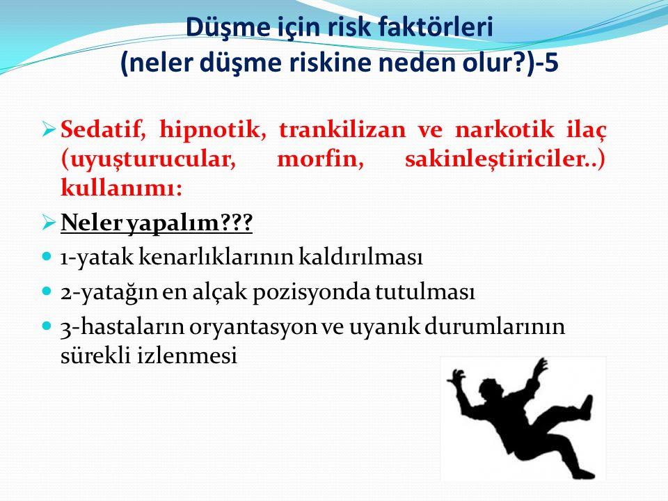 Düşme için risk faktörleri (neler düşme riskine neden olur )-5