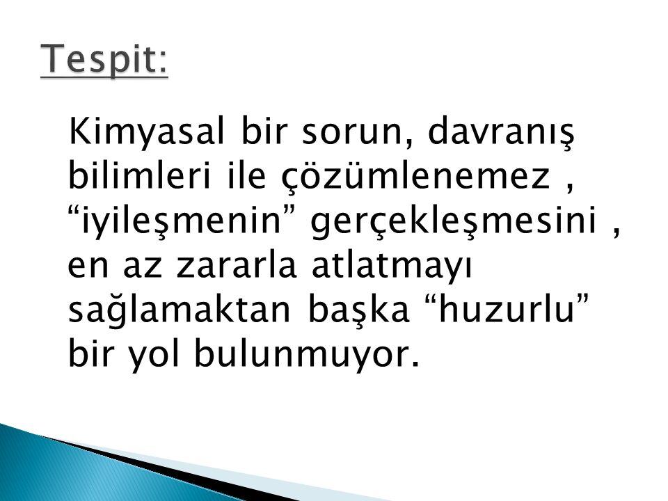 Tespit: