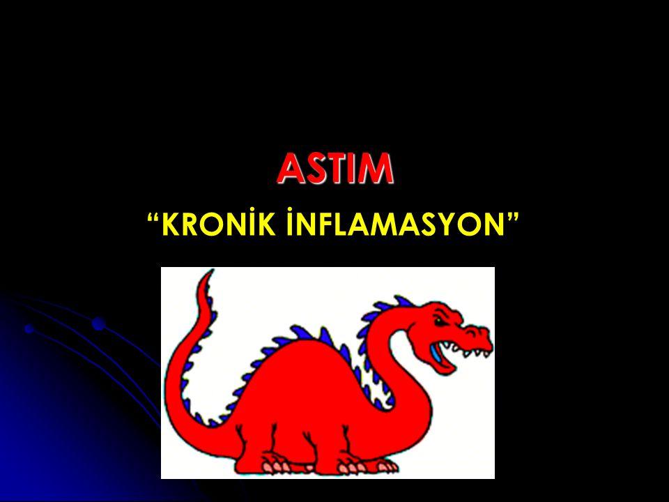 ASTIM KRONİK İNFLAMASYON