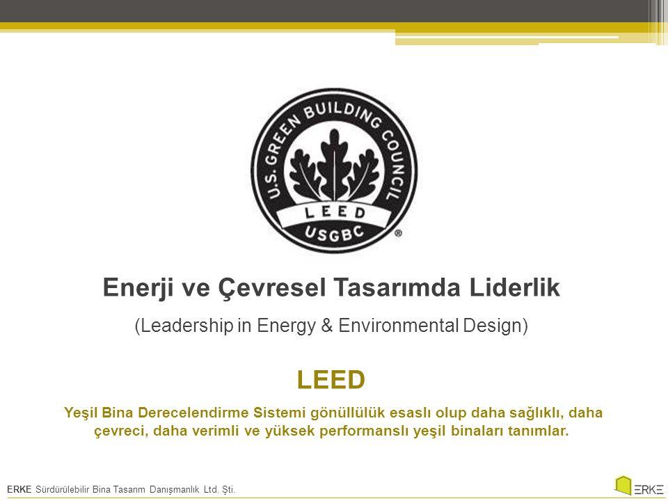 Enerji ve Çevresel Tasarımda Liderlik