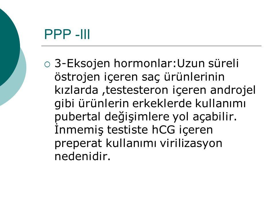PPP -III