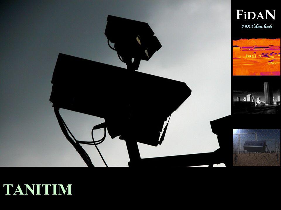 FiDAN 1982'den beri TANITIM