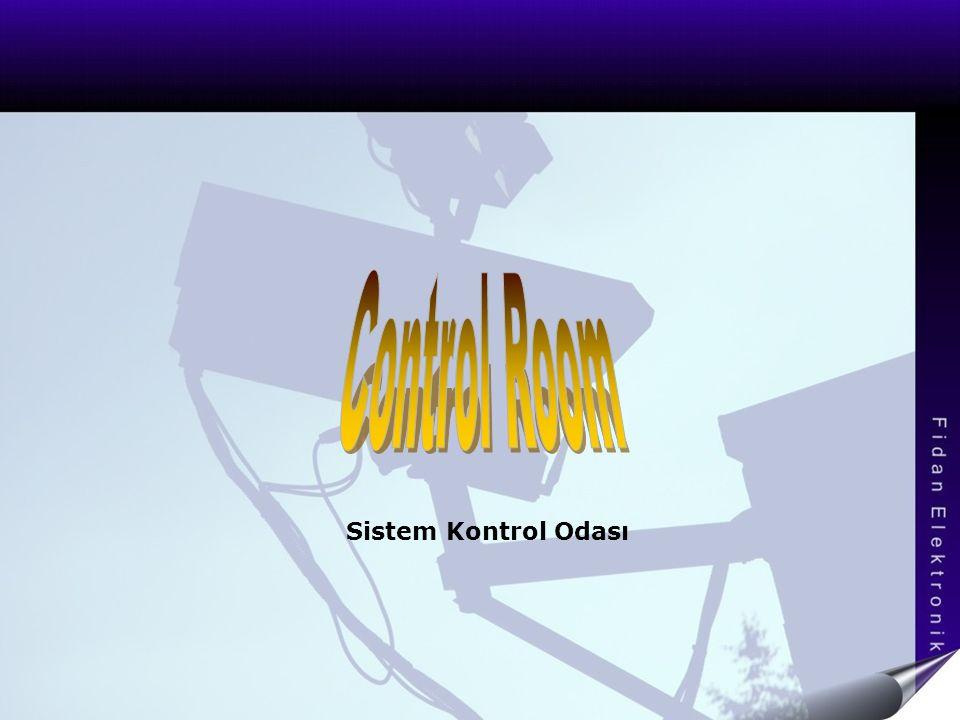 Control Room Sistem Kontrol Odası