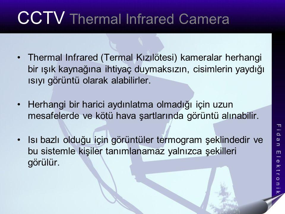 CCTV Thermal Infrared Camera