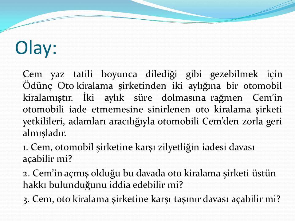 Olay: